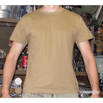t shirt arm e fran aise beige maillot tan coyote sable tee shirt militaire tee shirts. Black Bedroom Furniture Sets. Home Design Ideas