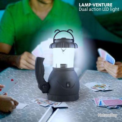 Lampe de camping Puissantes LED Venture Multi fonctions torche