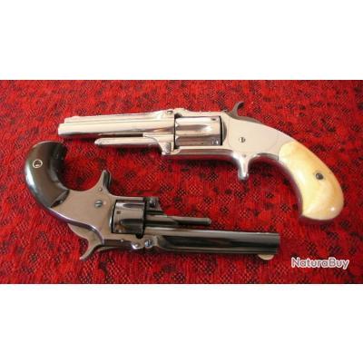 Paire de Smith & Wesson