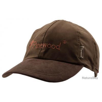Casquette réversible KODIAK marron - Pinewood -50%!!!