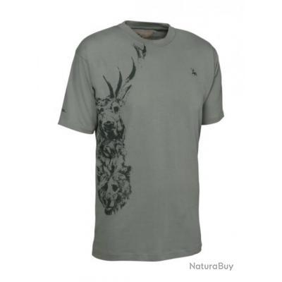 Tee Shirt Totem Ligne Verney Carron - Tee-