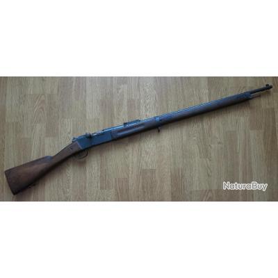 """Fusil Lebel 1886 M93 - faire offre de 1000€ via """"NÉGOCIER"""""""