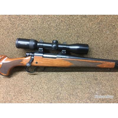 Carabine Remington 700 cal 7-08 , + Lunette Swaroski V6 1,7-10 X42 , + Modérateur RDS, 1€ !!!!!
