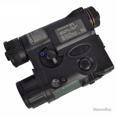 Laser Mod 2 Noir Pour Tactique D'assault Fusil Lasers CodBxer