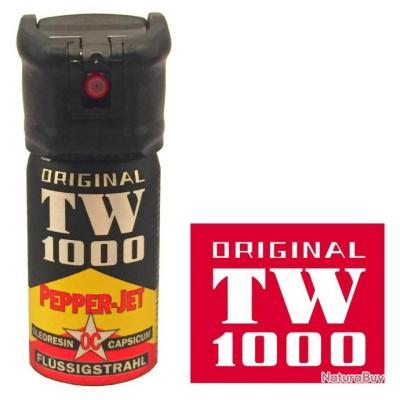 "Bombe lacrymogène Pepper-Jet ""MAN"" 40 ml"