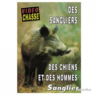 DVD : Le Sanglier des Chiens et des Hommes