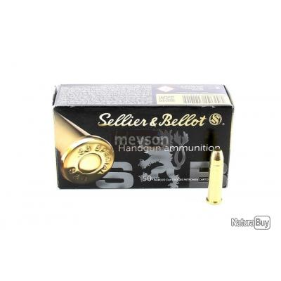 Munitions S&B 38 SP 10.25g/158g