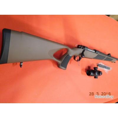 Carabine Sabatti Rover Thumbole d'occasion, point rouge KONUS, rail picatiny, garantie 5 ans