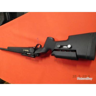 Carabine Sabatti Rover Tactical d'occasion 222 Remington, garantie 5 ans, canon de 21mm de diamètre
