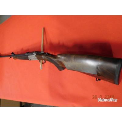 Carabine Kiplauff d'occasion Merkel K4 acier version chasse,300 Win Mag, garantie 5 ans, A SAISIR.