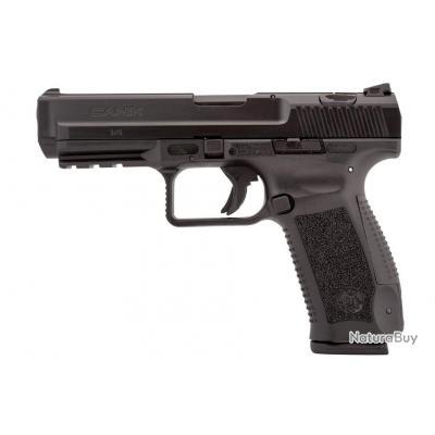 Pistolet TP9 Simple action Cal. 9x19 - CANIK