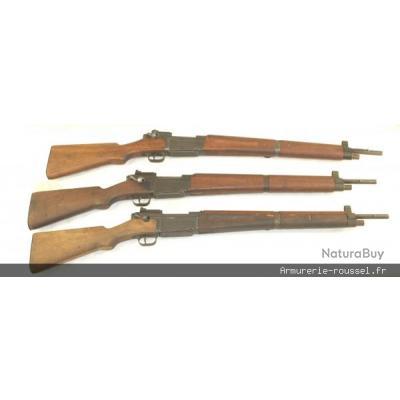 Fusil réglementaire français MAS 36 calibre 308 win canon neuf