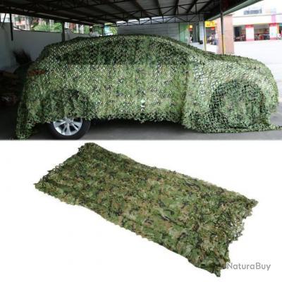 Toile de camouflage mod 3 - Jungle1 - 1.5*4 mètres