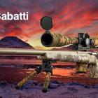 SABATTI TACTICAL DESERT Crosse Busc Réglable