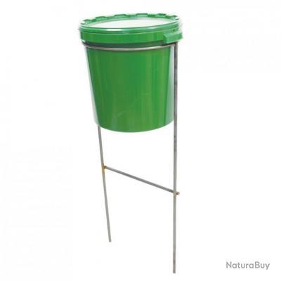 Agrainoir 30 litres complet