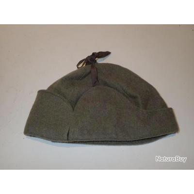 meilleur service ae234 def4c WW2 CANADA BONNET D'HIVER WINTERCAP CANADIEN 1943 ETAT LIMITE NEUF