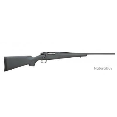 Carabine à verrou Remington Seven,  calibre .243 Win - Noire - Droitier
