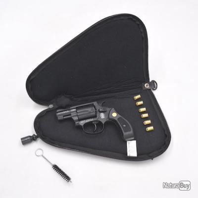 Revolver 9 mm à blanc Smith & Wesson Chiefs Spécial bronzé PROMO