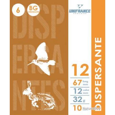 Munitions Dispersante 12 x 67 x 10 boites - UNIFRANCE