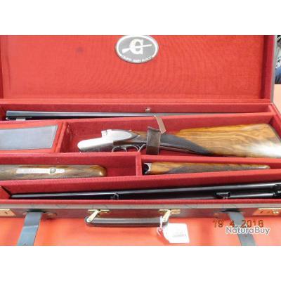 Chapuis  RP COMBO d'occasion  2 canons, calibre 20/76 et calibre 9.3x74R ensemble en très B E
