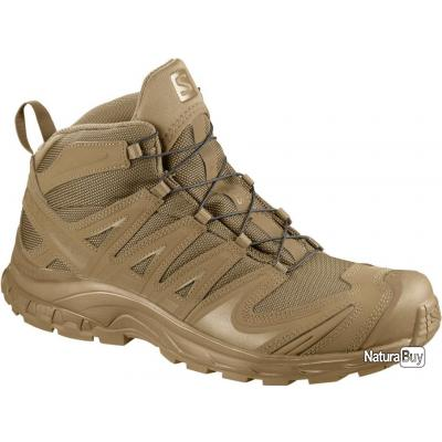 CHAUSSURE SALOMON  XA FORCES MID  col:COYOTE