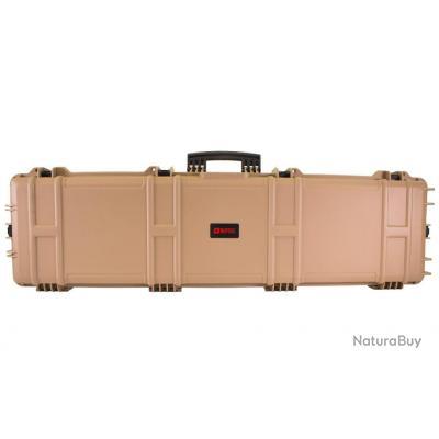 Mallette XL Waterproof TAN 137 x 39 x 15 cm mousse pré-découpée - Nuprol (SEP)