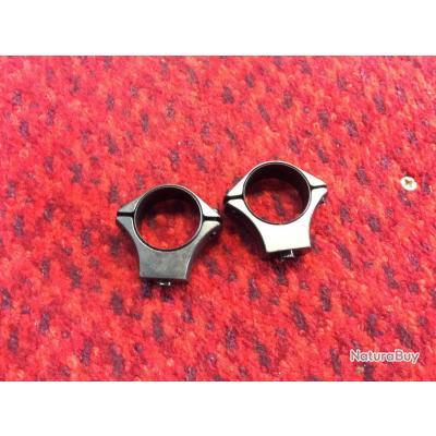 Anneaux de lunette SAKO 25,4mm  (n°10)