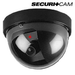 fausse cam ra de surveillance rotative t6000 avec capteur. Black Bedroom Furniture Sets. Home Design Ideas