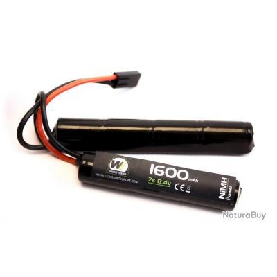 Batterie NiMh 9.6v/1600 mah