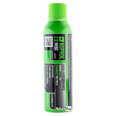 Bouteille de gaz premium 2. 0 version mini - Nuprol 420ml