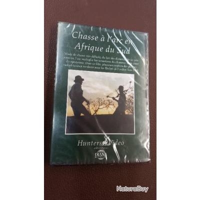 dvd chasse arc afrique du sud