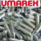 Lot de 100 Capsules CO2 12 Grammes UMAREX Pour Airsoft, Paintball, Pistolet et revolver à plombs etc