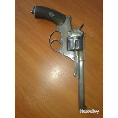 revolver glisenti mod 1874