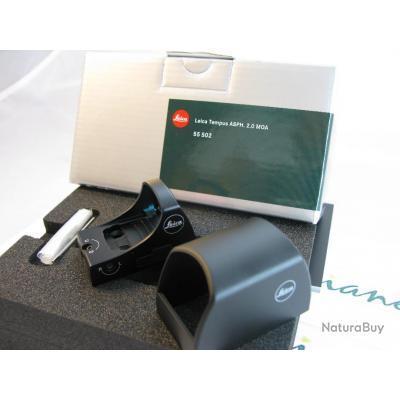 Leica Tempus ASPH 2 MOA pour un recouvrement plus faible sur la cible