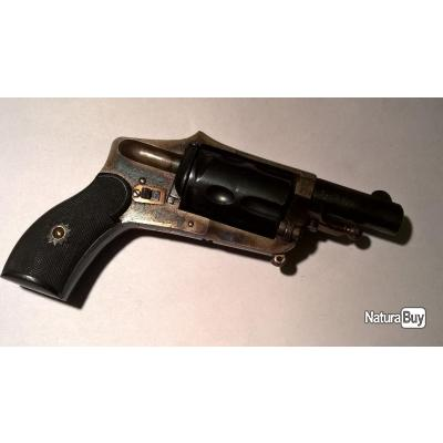 Revolver Velodog calibre 6 mm