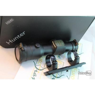 Aimpoint Hunter H34S avec  adaptateur Browning Nomad