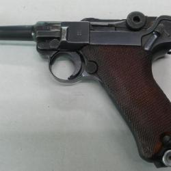 pistolet semi automatique mauser modèle c96 type 1916 calibre 9mm
