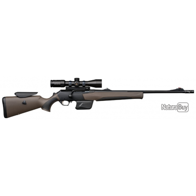 CARABINE BROWNING culasse lineaire MARAL SF COMPO BROWN ADJ CAL 30-06