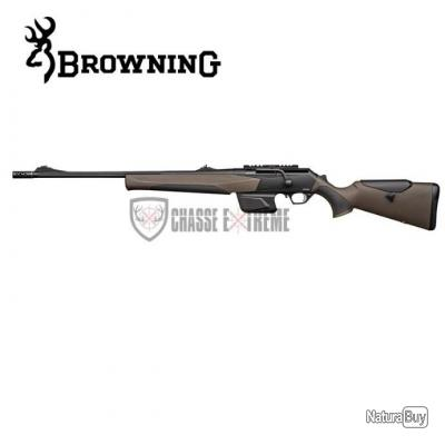CARABINE BROWNING MARAL SF COMPOSITE BROWN ADJUSTABLE FLUTED HC GAUCHER CAL 308WIN
