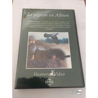 dvd Hunters-Video- le pigeon en albion-1