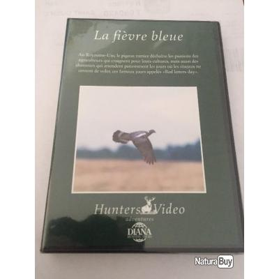 dvd Hunters-Video- la fièvre bleue-1