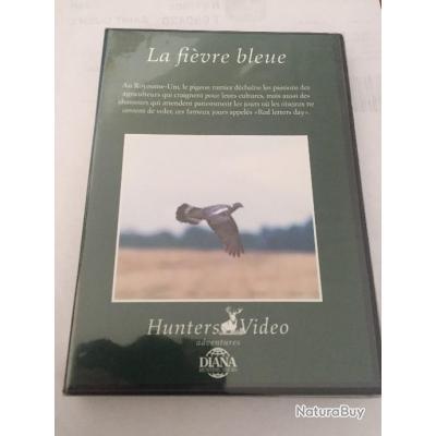 dvd Hunters-Video- la fièvre bleue-1