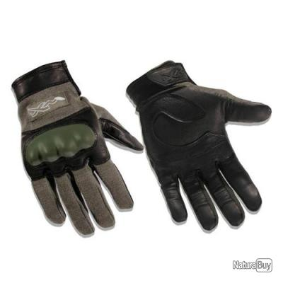 WILEY X CAG 1 Combat Assault Glove Foliage Green 2208