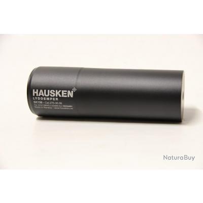 Silencieux Hausken SK156-3 calibre 30 - 308 - 30.06 - 300 Mag , filetage 18x1 ou autre