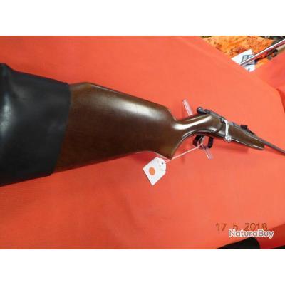 Carabine 22LR d'occasion Manu Arm Mono-coup non fileté