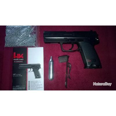 Pistolet calibre 4.5 BBs