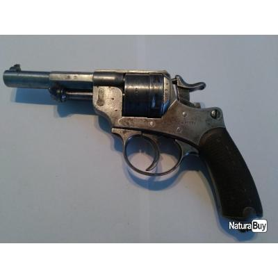 Revolver Chamelot Delvigne Modèle 1873 (1879)