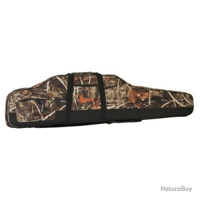 Fourreau sac à dos camo 125 cm pour carabine - Spika