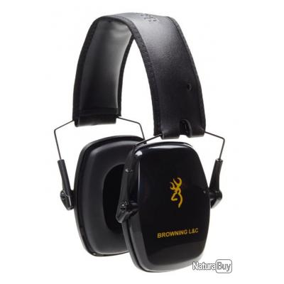 Casque de protection auditive passive Browning L&C