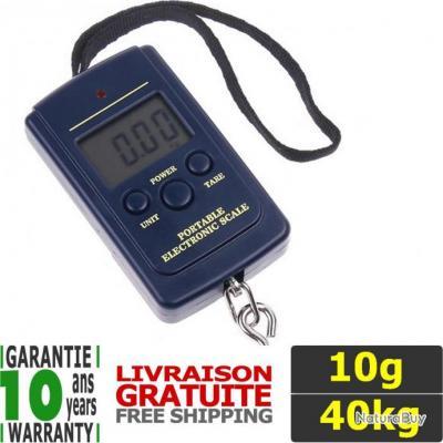 Peson 10g-40kg garantie 10 ans - balance peson de poche PRO-PES2
